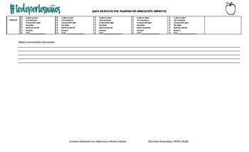 Guía semanal STC_Acceso curricular 5to grado_PDF