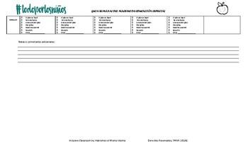 Guía semanal STC_acceso curricular al 3er grado PDF