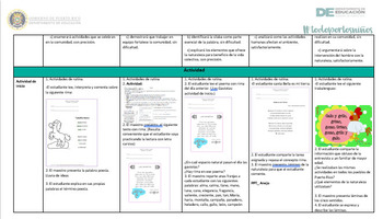 Guías Semanales Adq Leng  3.3