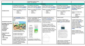 Guías Semanales Adq Lengua 1.3