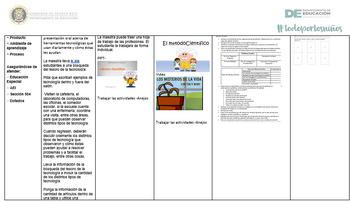 Guías Semanales Ciencia 2.1