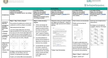 Guías Semanales Matemática 2.1