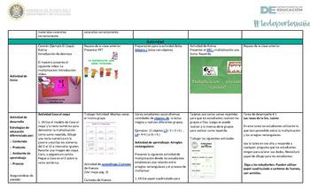 2.3- Guías Semanales Matemática