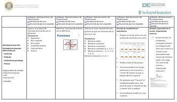 8.2- Guías Semanales Matemática