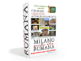 Guida alla Milano Romana per bambini  - ebook di 28 pagine