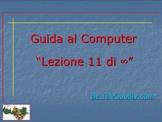 Guida al Computer: Lezione 11 - La Scheda Grafica