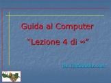 Guida al Computer: Lezione 4 - I Lettori Parte 2