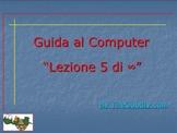 Guida al Computer: Lezione 5 - Il Disco Rigido Parte 1