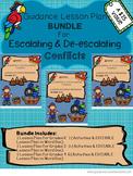 BUNDLE for Escalating & De-escalating Conflicts, #Counselo