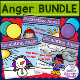 "Guidance Lesson BUNDLE on Conflict Resolution: ""The Bell Curve Pop,"" Grades K-6"