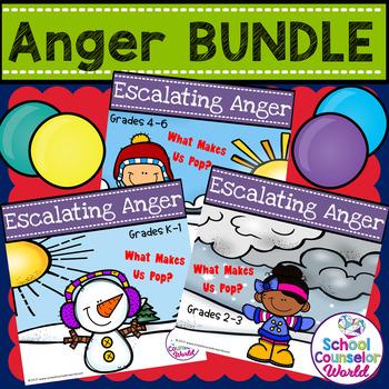 "BUNDLE:  Conflict Resolution: ""The Bell Curve Pop,"" Grades K-6"