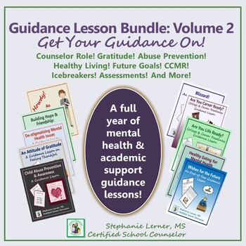 Guidance Lesson Bundle Volume 2: Get Your Guidance On