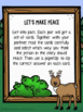 Guidance Lesson-Conflict Resolution: Don't Be A Bear, Agree to Peace, Grades K-1