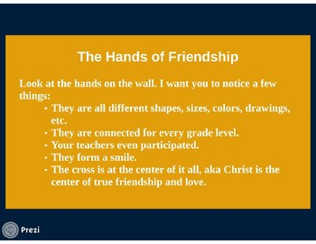 Guidance Lesson: Friendship Week - Recap and Overview