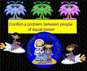 Managing Different Conflict Styles PDF Guidance Lesson