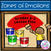 Guidance Lesson-Zones of Regulation Toolbox, Grades 2-3