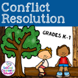 Guidance Lesson for Conflict Resolution, Grades K-1st