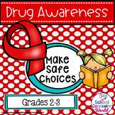 Guidance Lesson for Drug Awareness, Grades 2-3