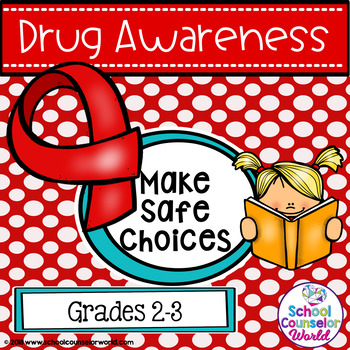 A Guidance Lesson for Drug Awareness, Grades 2-3