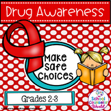Guidance Lesson for Drug Awareness, Grades 2-3