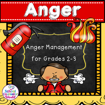 Guidance Lesson on Anger, Grades 2-3