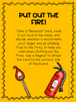 Guidance Lesson on Anger, Grades 4-6