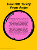 Guidance Lesson on Anger (Triggers & Reactions), Grades 2-3
