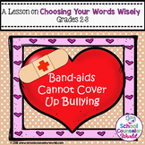 Guidance Lesson on Bullying: Band-aids Can't Cover Up Bullying, Grades 2-3