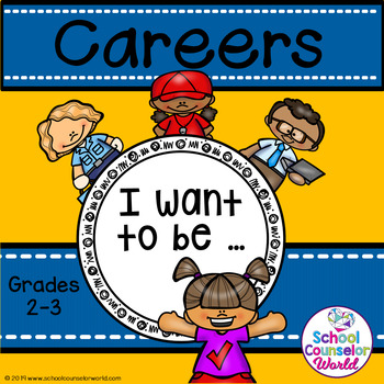 A Guidance Lesson on Careers, Grades 2-3