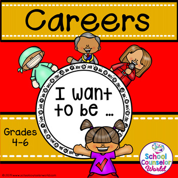 Guidance Lesson on Careers, Grades 4-6