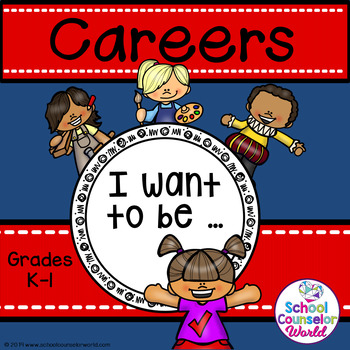 A Guidance Lesson on Careers, Grades K-1