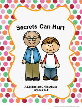 A Guidance Lesson on Child Abuse, Grades K-1
