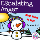 Guidance Lesson on Conflict Resolution: The Bell Curve Pop! Grades K-1