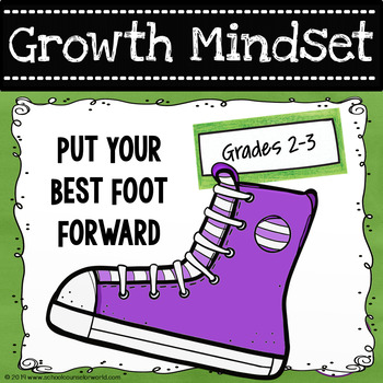 A Guidance Lesson on Growth Mindset: Your Best Marathon, Grades 2-3