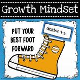 Guidance Lesson on Growth Mindset: Your Best Marathon, Grades 4-6