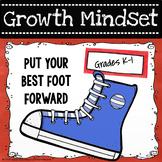 Guidance Lesson on Growth Mindset: Your Best Marathon, Grades K-1