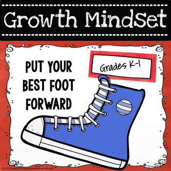 A Guidance Lesson on Growth Mindset: Your Best Marathon, Grades K-1