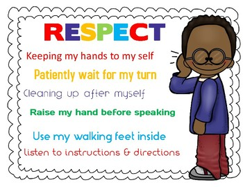 Guidance Lesson on Respect