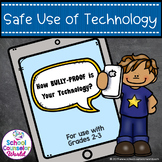 Guidance Lesson on Social Interactions: Bully-Proof Your Technology, Grades 2-3