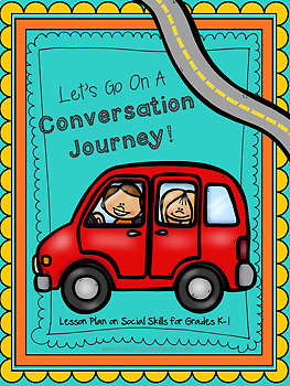 Guidance Lesson on Social Skills-Practicing Conversations, Grades K-1