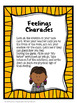 Guidance Lesson on The Physical Symptoms of Feelings & Emotions, for Grades 4-6