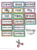 A Guidance Lesson on The Physical Symptoms of Feelings & Emotions, Grades K-1