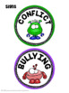 A Guidance Lesson on Conflict vs. Bullying, Grades 4-6