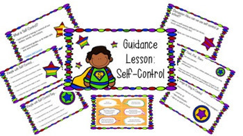 Guidance Lessons BUNDLE