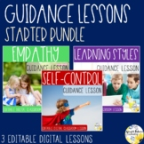 Guidance Lessons STARTER BUNDLE