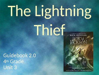 Guide Book 2.0 Lightning Thief Objectives