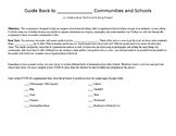 Guide Book to Our Communities and Schools