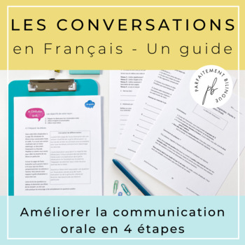 Guide - Les conversations enregistrées (French Immersion)
