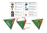 Guide Sheet for Shape Treasure Hunt