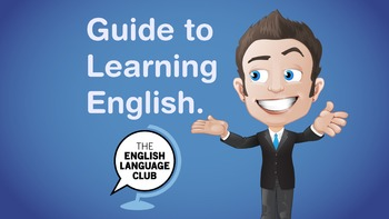 Guide To Learning English from The English Language Club